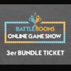 Online Game Show – 3er Bundle-Ticket
